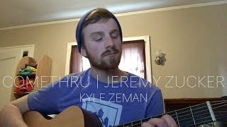Gambar cover comethru | Jeremy Zucker (Acoustic Cover)