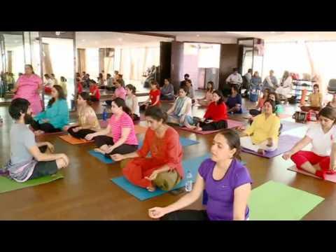 Mental Health & Yoga (Part 6): Organised by Rati Dhandhania Mundrey & FLO Bangalore Chapter