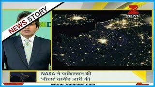 DNA: NASA releases stunning night-view images of India as seen from space