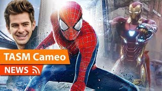 Amazing Spider-Man MCU Cameo Explained