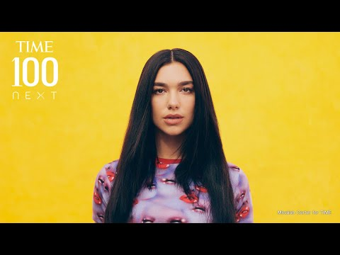 Dua Lipa | TIME 100 Next