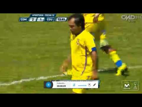 Gol de Ardiles | Unión Comercio 3-2 Comerciantes Unidos | #TorneoApertura