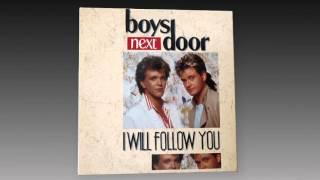 Скачать Boys Next Door Jenny Disco Mix