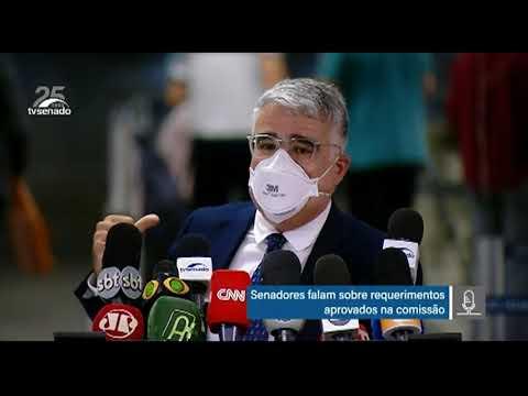 CPI da Pandemia - Eduardo Girão fala sobre os trabalhos da comissão - 26/5/2021