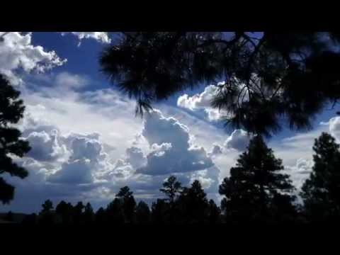 Cloud Dance Time Lapse in NE AZ
