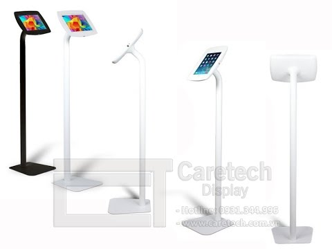 Tablet Display Stand on the floor X2280 FSB - Caretech Vietnam
