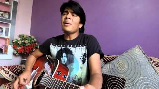Bekarar lucky ali | Guitar Cover By Vishnu Gupta |