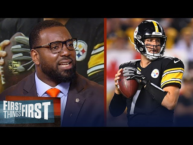 Chris Canty talks Big Ben advocating for Conner despite Bells return | NFL | FIRST THINGS FIRST
