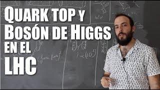 ¿Cómo se produce y detecta el bosón de Higgs?