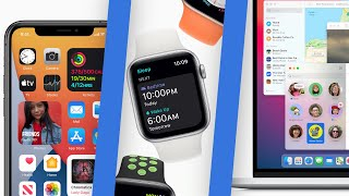 Everything That Apple Released at WWDC! (iOS 14, WatchOS 7, and More!)