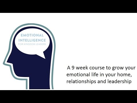 Grow Your Emotional Intelligence Class 1