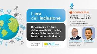 L'era dell'inclusione – Puntata 19