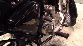 ROYAL ENFIELD 350 / BROWN MOTORCYCLE COMPANY / ロイヤルエンフィールド