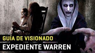 En Que Orden Ver Las Peliculas De Expediente Warren Youtube