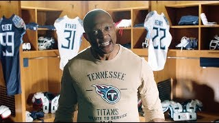 Eddie George: It's Time To 'Titan Up' Against The Kansas City Chiefs