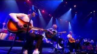Status Quo perform Rockin' All Over The World live and acoustic for...