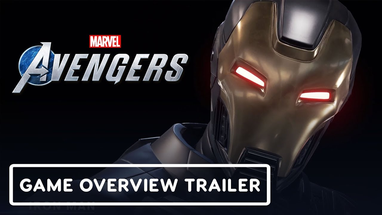 Vingadores da Marvel - Trailer do jogo + vídeo