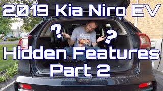 2019 Kia Niro EV Hidden Features - Part 2