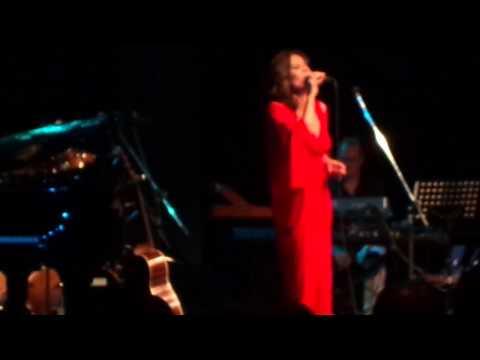 Chiara Civello - Al Posto del mondo - Blue Note Milano