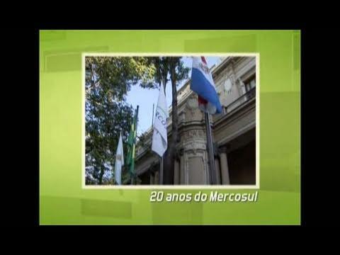 Mercosul - TV Brasil -  1