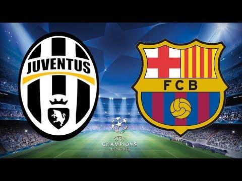 Champions League 2017/18  - Juventus Vs Barcelona - 22/11/17 - FIFA 18