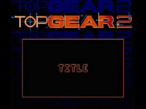 Top Gear 2 Soundtrack - Title Theme