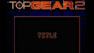 Top Gear 2 Soundtrack - Title Theme