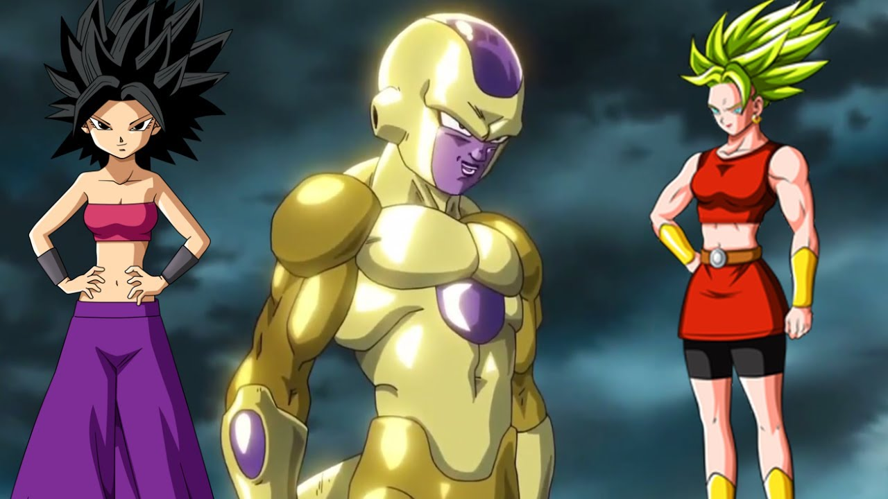 Image result for frieza vs kale