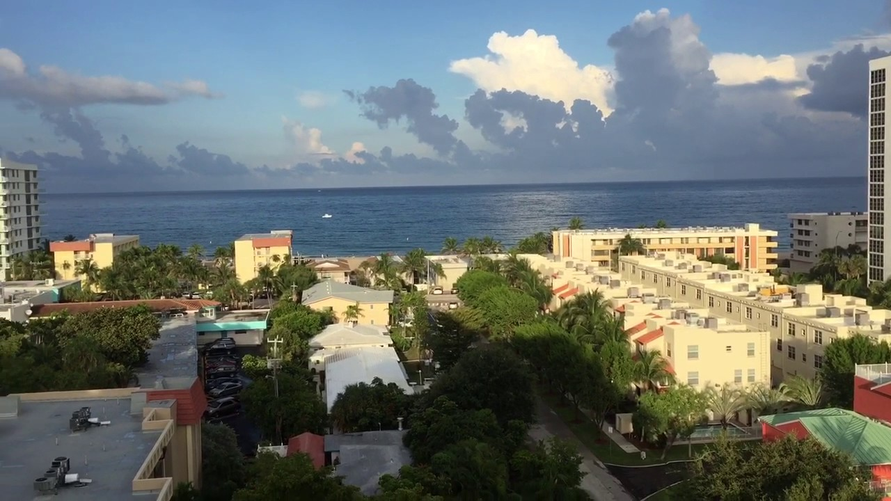 Sea Gardens Beach Resort Pompano Florida
