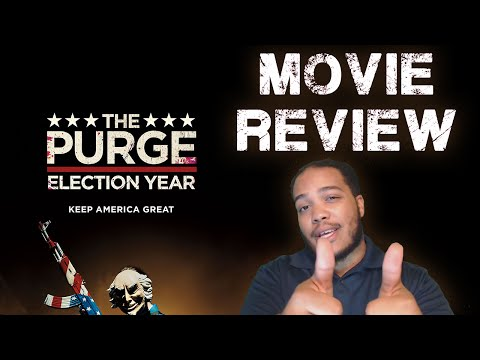 The Purge Election Year | In-Depth Review [Minor Spoilers]