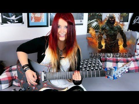 DISTURBED - The Vengeful One [GUITAR COVER] 4K | Jassy J