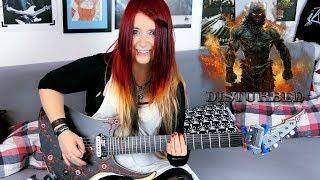 DISTURBED - The Vengeful One [GUITAR COVER] 4K   Jassy J