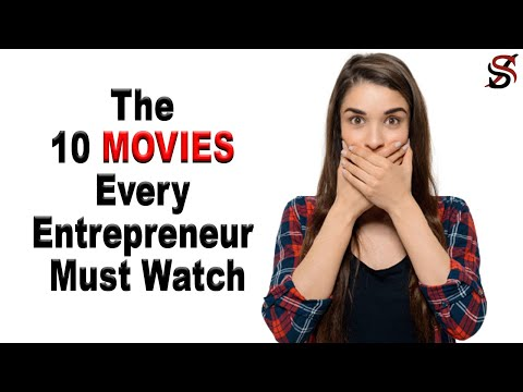 The 10 Movies Every Entrepreneur Must Watch