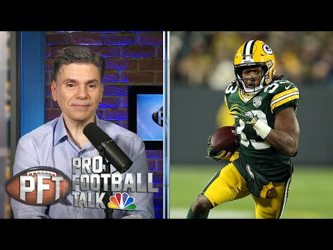 PFT Overtime: Packers' Aaron Jones excited about new role | Pro Football Talk | NBC Sports