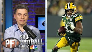 PFT Overtime: Packers' Aaron Jones excited about new role   Pro Football Talk   NBC Sports