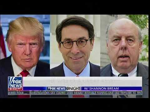 """He Will Be A Great Asset"" - Washington Lawyer Digenova Joins Trump Legal Team - Night"