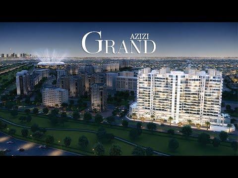 Azizi Grand at Dubai Sports City - Futuristic Design For Modern Living
