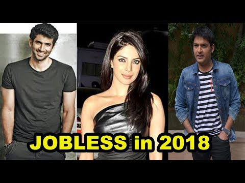 Top 5 Bollywood Celebrities Who Are Jobless in 2018-2018 [Bollywood Cafe]