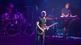G3 - Joe Satriani - Cherry Blossoms - Praha Prague 2018