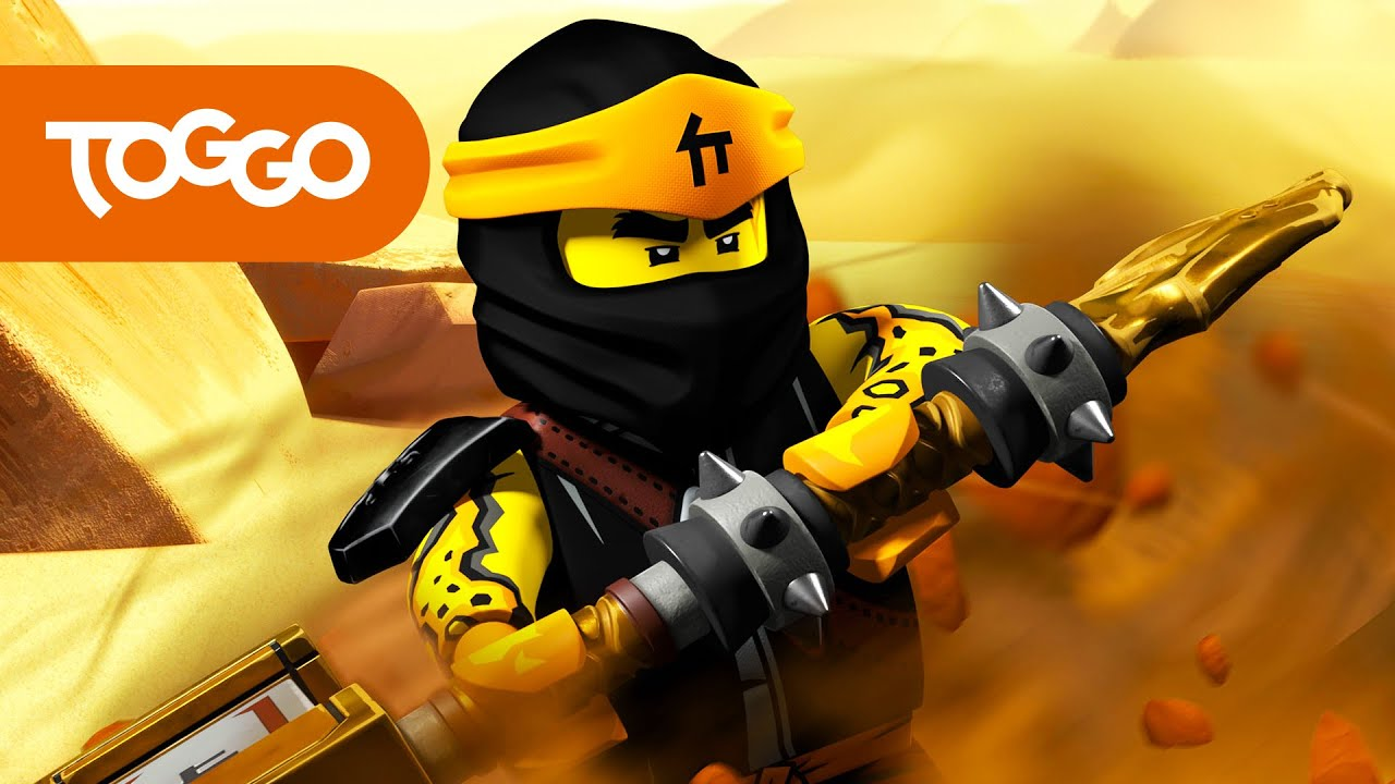 NINJAGO Deutsch | COLE Highlights | LEGO 20 Minuten
