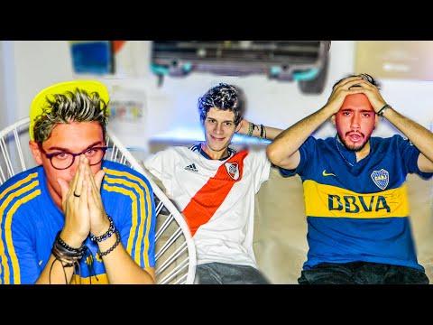 Tolima vs Boca | Copa Libertadores 2019 | Reacciones de amigos