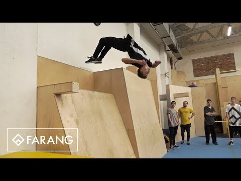 PRAGUE JAM | Jason Paul  | PARKOUR