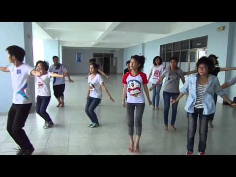 Múa Dân Vũ - Trống Cơm - TDT University