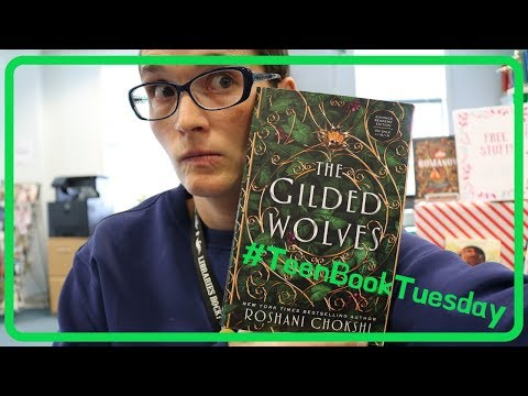 the-gilded-wolves-#teenbooktuesday