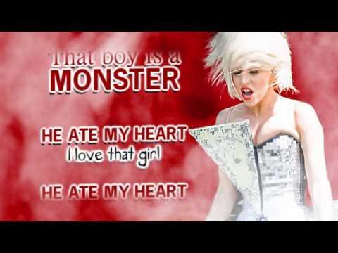 Lady Gaga - Monster (Karaoke/Instrumental)