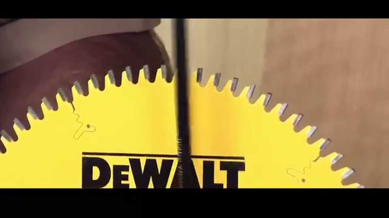 Best Table Saw Blades For Hardwood Which Table Saw Blade Should You Buy Youtube