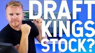 INVESTING IN DRAFT KINGS? $DKNG STOCK!