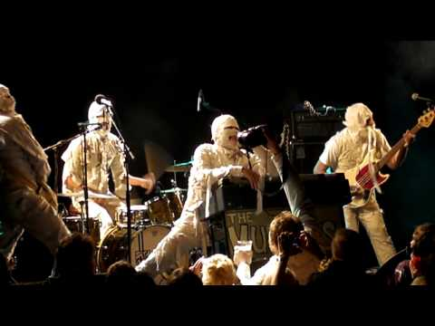 The Mummies - Live At Gutterball 2011!