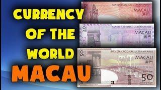 Currency of the world - Macau. Macanese pataca. Exchange rates Macau.  Macau banknotes