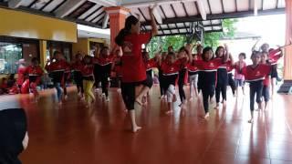 Tari Rampak FULL LatIhAn @Sanggar Candhik Ayu Surabaya